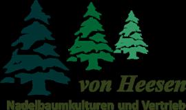 Von Heesen Weihnachtsbaueme Logo